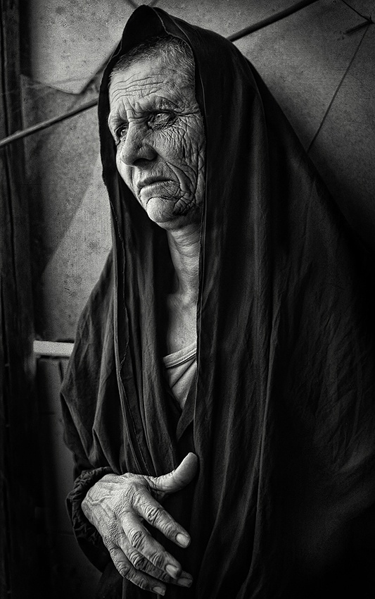 Gipsy Portrait