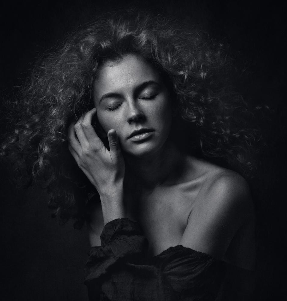 A piece of fine art art photography titled Ann by Zachar Rise
