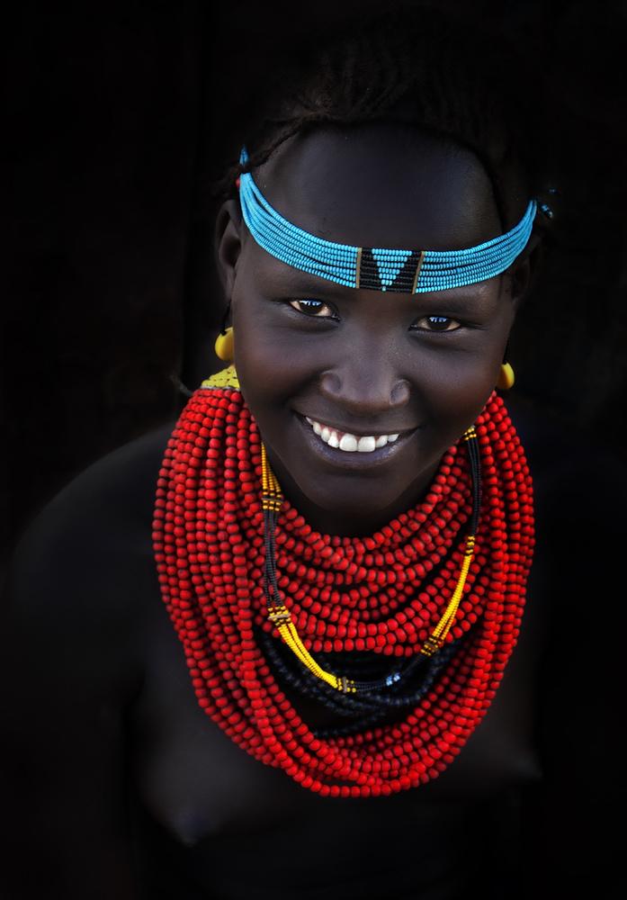 Portrait Ethiopian