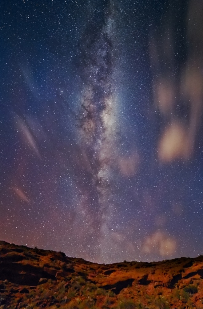 Speeding Clouds and The Milky Way