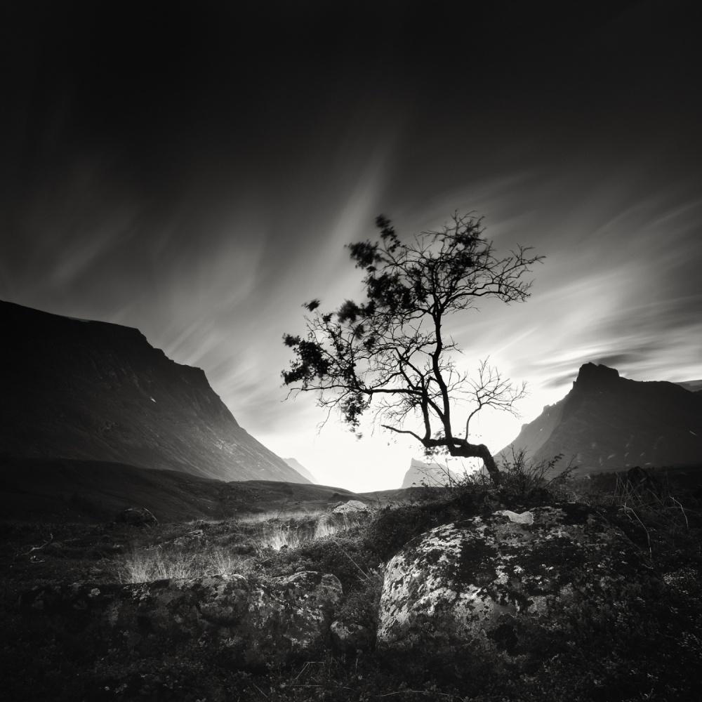 A piece of fine art art photography titled Reaidda by Alain Baumgarten