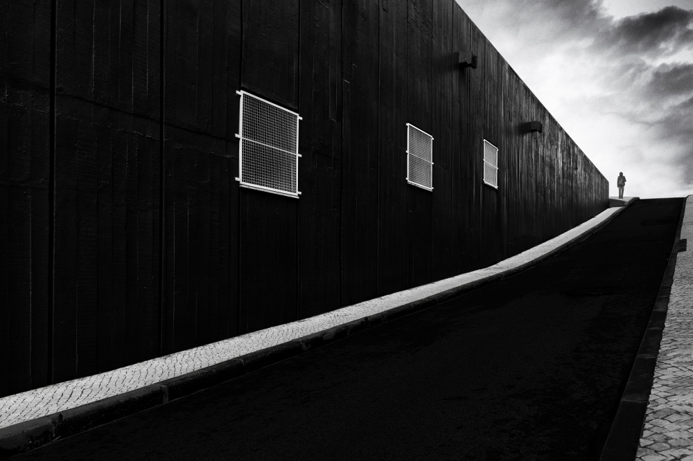 A piece of fine art art photography titled Labyrinth of Air by Paulo Abrantes