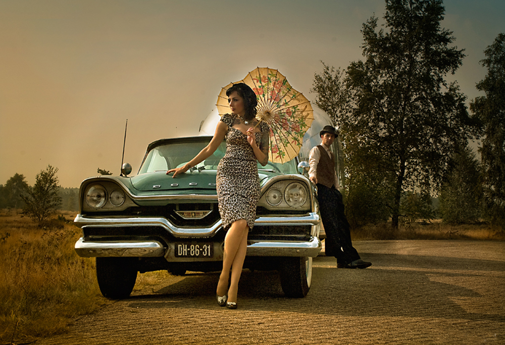 A piece of fine art art photography titled Our Home by Peter Kemp