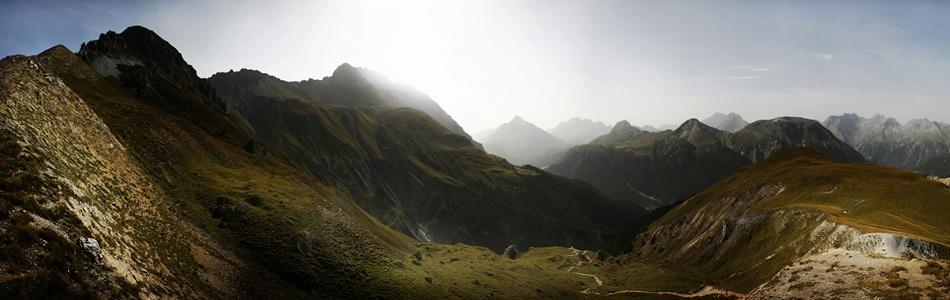 A piece of fine art art photography titled Nationalpark Schweiz by Nicolas Schumacher