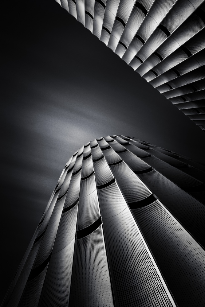A piece of fine art art photography titled Cope Study II by Andreas Paehge