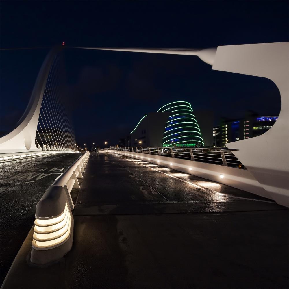 A piece of fine art art photography titled Dublin by cesare zaniboni