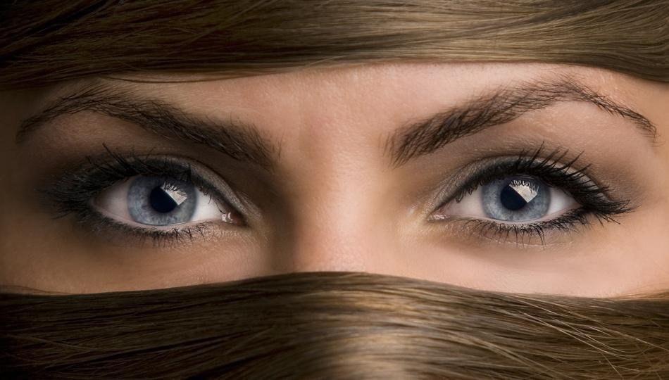 A piece of fine art art photography titled Eyes by Gabor Kanovits , AFIAP