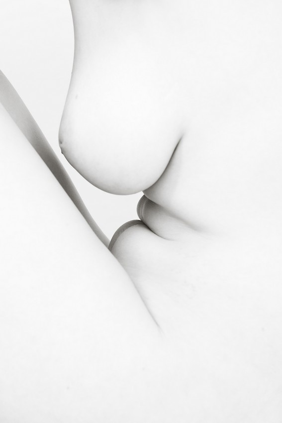 A piece of fine art art photography titled Curves by REIJASSE