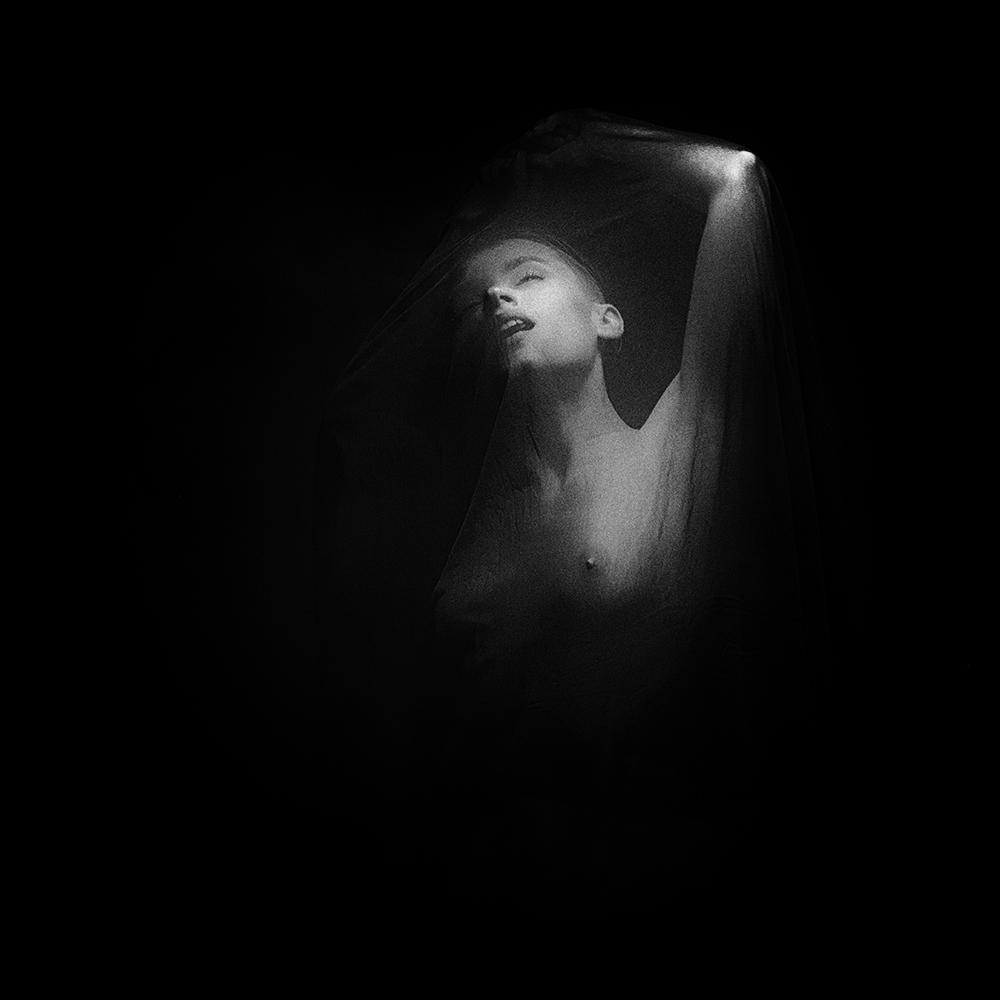 A piece of fine art art photography titled Light by alexandra fira