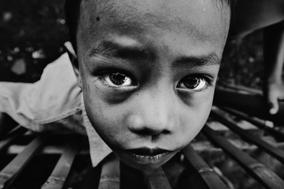 A piece of fine art art photography titled Big Eye by Thaib Chaidar
