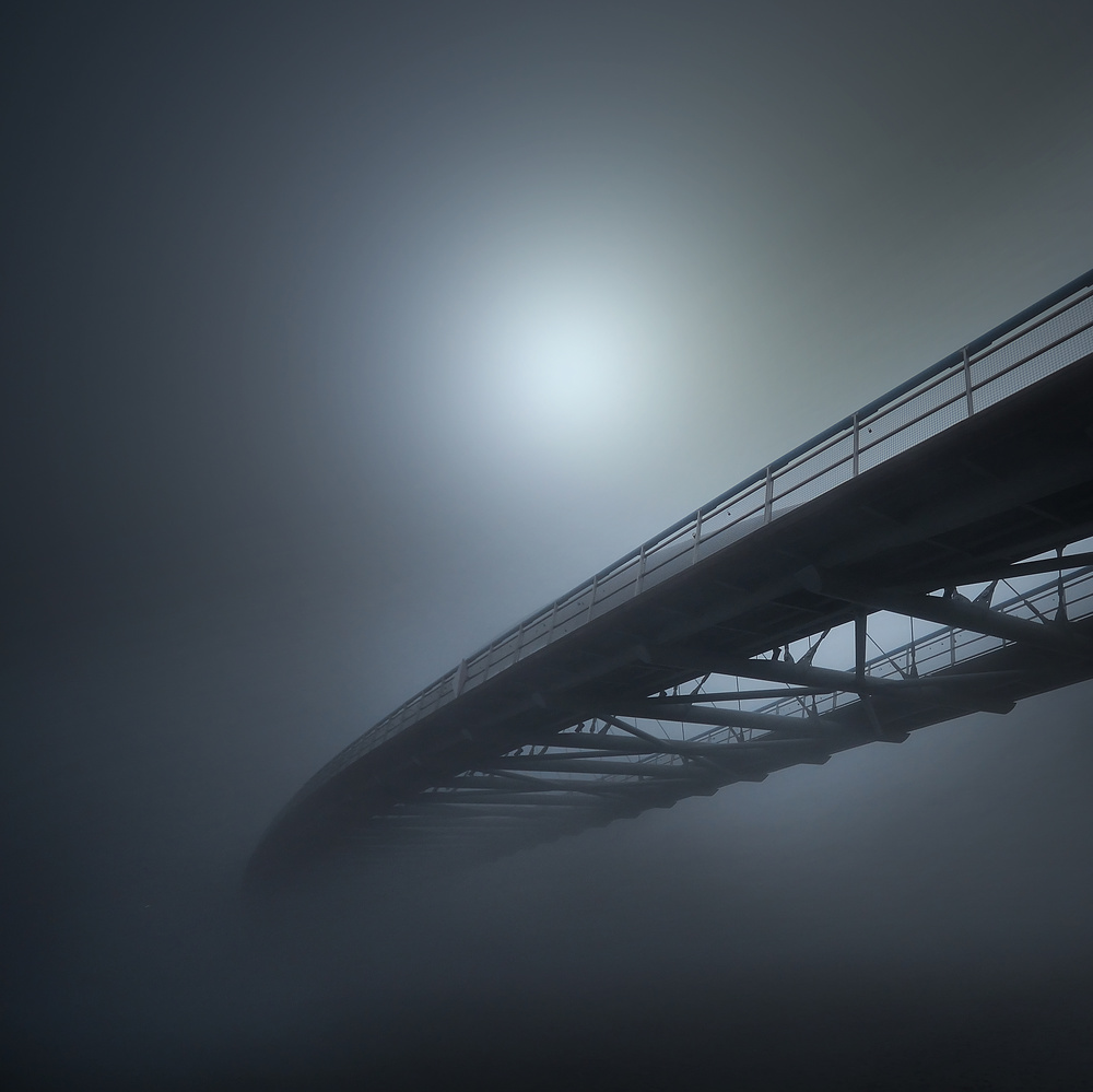 Foggy midnight