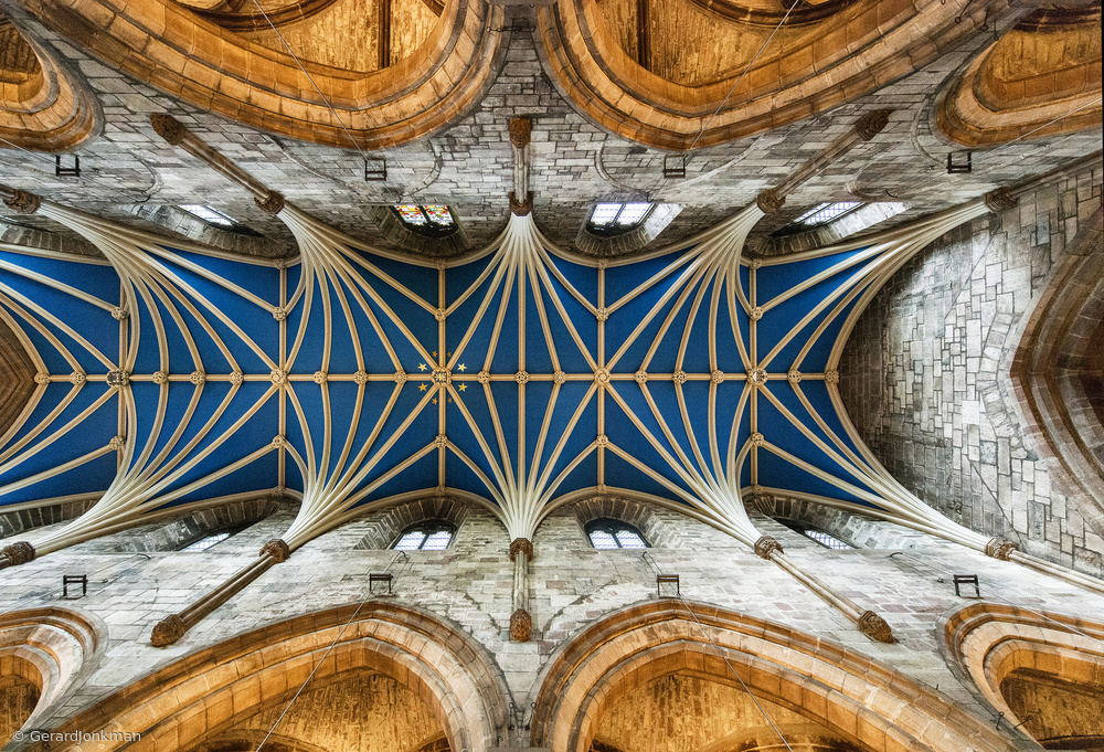 St Giles Ceiling