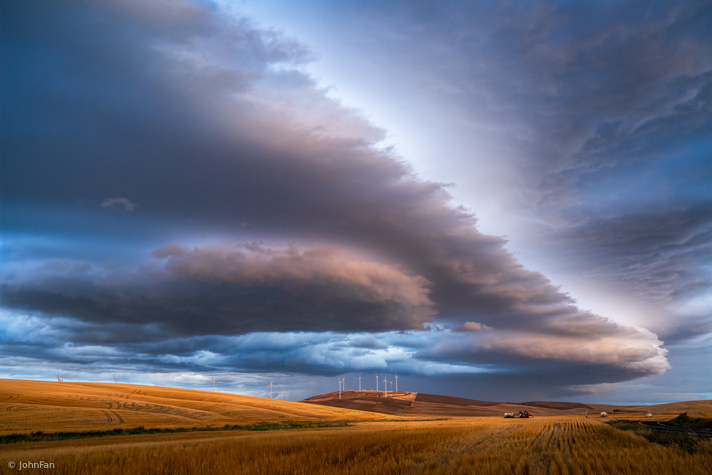 Arrival of Storm