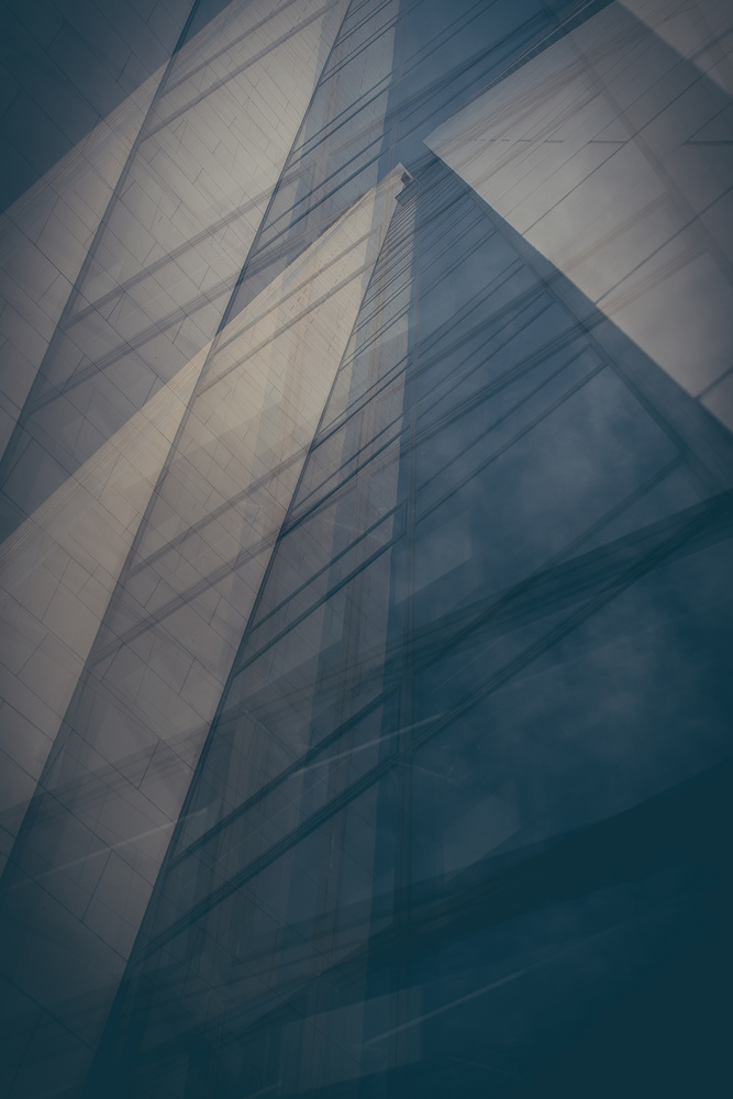 A piece of fine art art photography titled Impression by Joachim Bruederl
