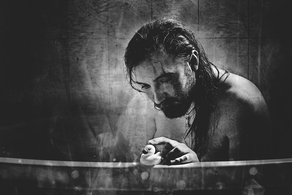 A piece of fine art art photography titled Untitled by Sandra Ulfig-Panta ARPS