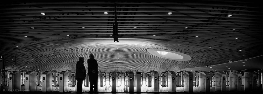 Station Delft, 2015