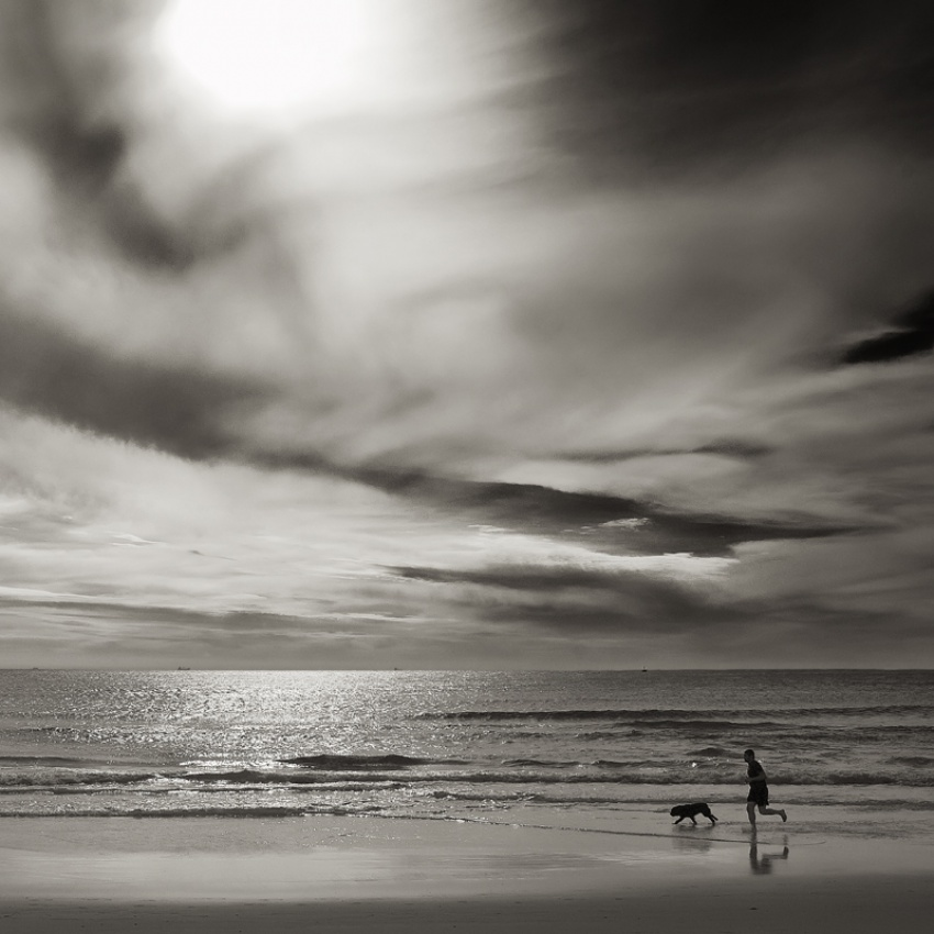 A piece of fine art art photography titled Free Your Mind by Stefan Schmidt