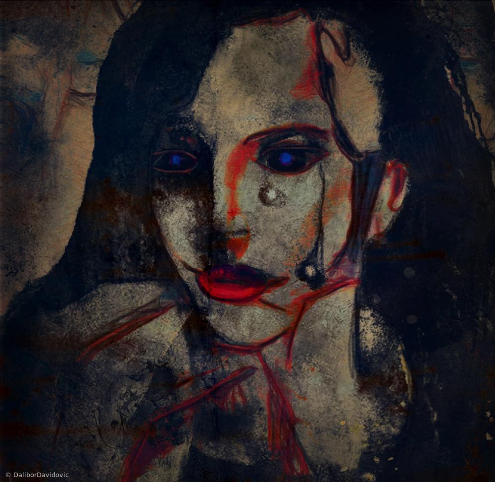 Imaginary faces ( portrait )