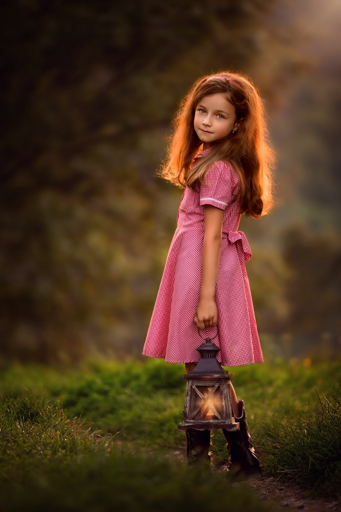 A piece of fine art art photography titled Ivanka by Karin Sanders