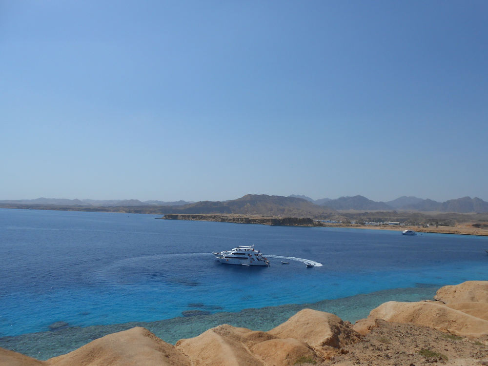 Sharm el Sheikh - Red Sea blues