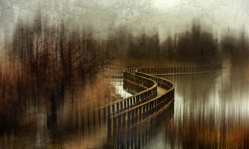 View this piece of fine art photography titled Waterlands by ANTONIO SORIANO LLAMAZARES