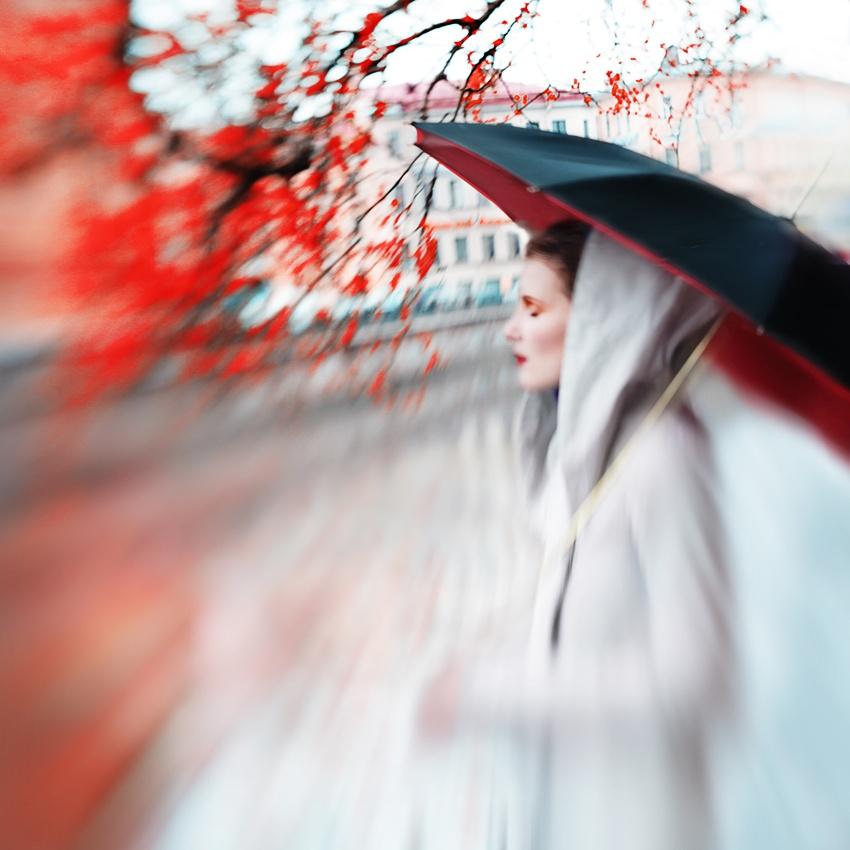 A piece of fine art art photography titled Autumn Hokku by anka zhuravleva