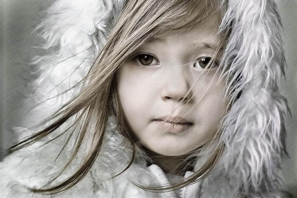 A piece of fine art art photography titled Winter by Rex_XIII