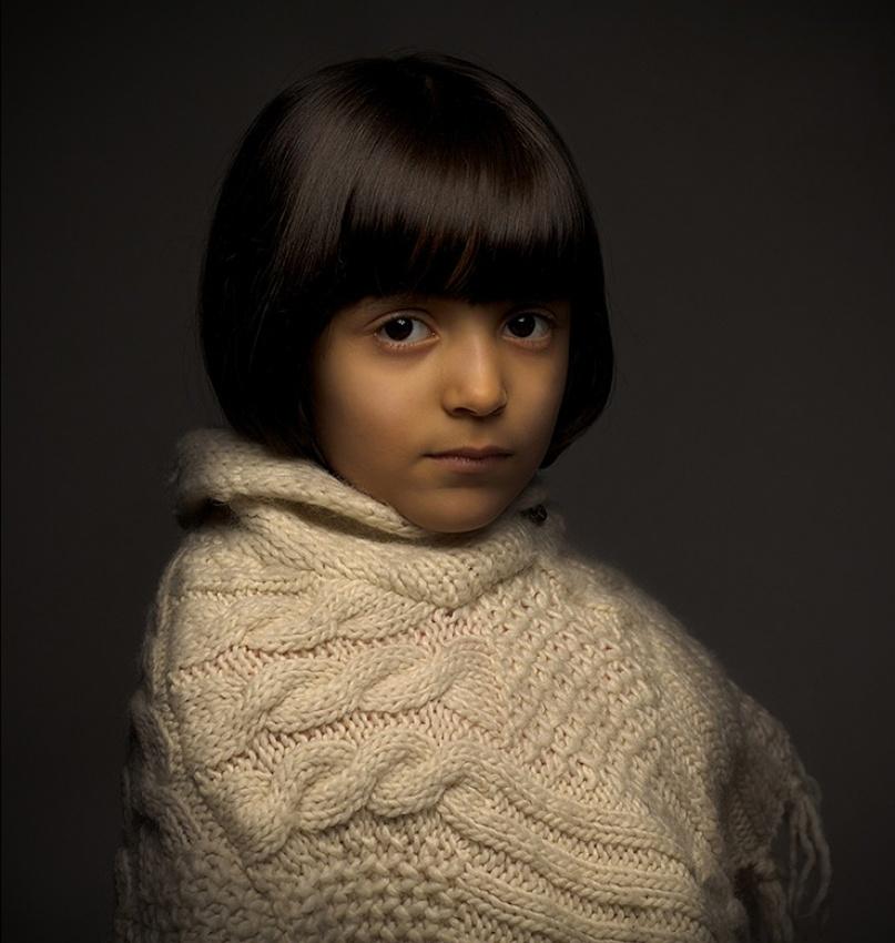 A piece of fine art art photography titled Roaa by khairy shaban