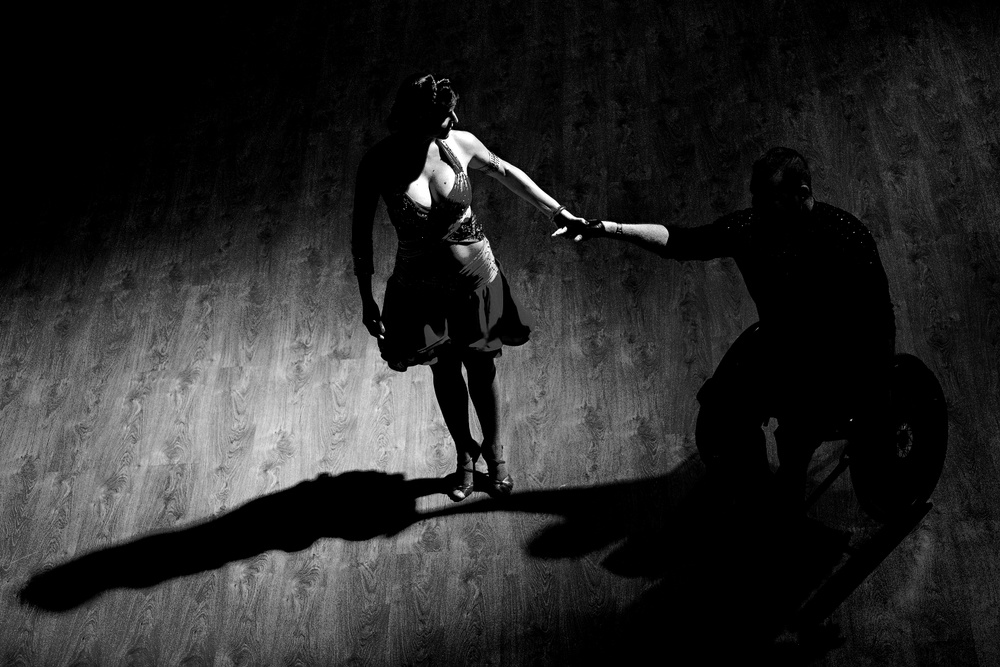 dancing mistress