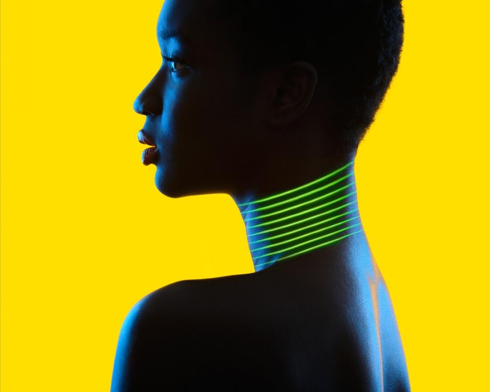 Lighting collar