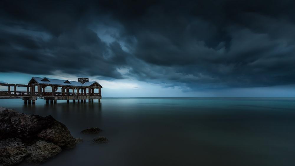 A piece of fine art art photography titled Untitled by Alexandru Popovski