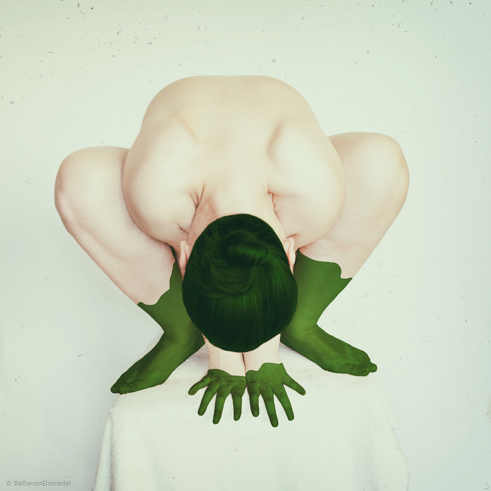 Body language - The Frog