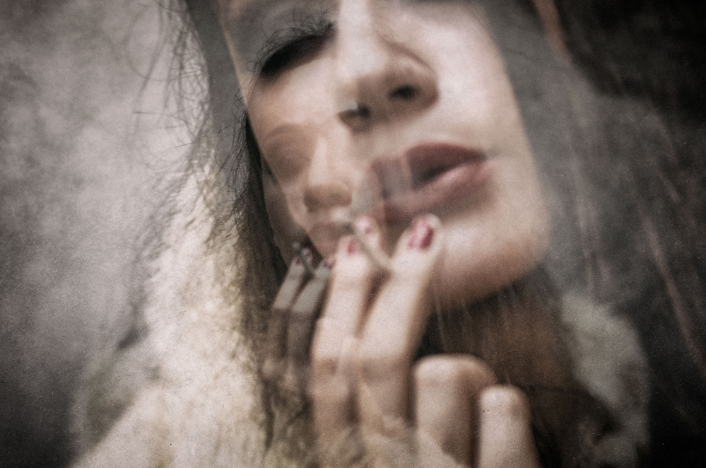 A piece of fine art art photography titled Take Your Time by Marek Juras