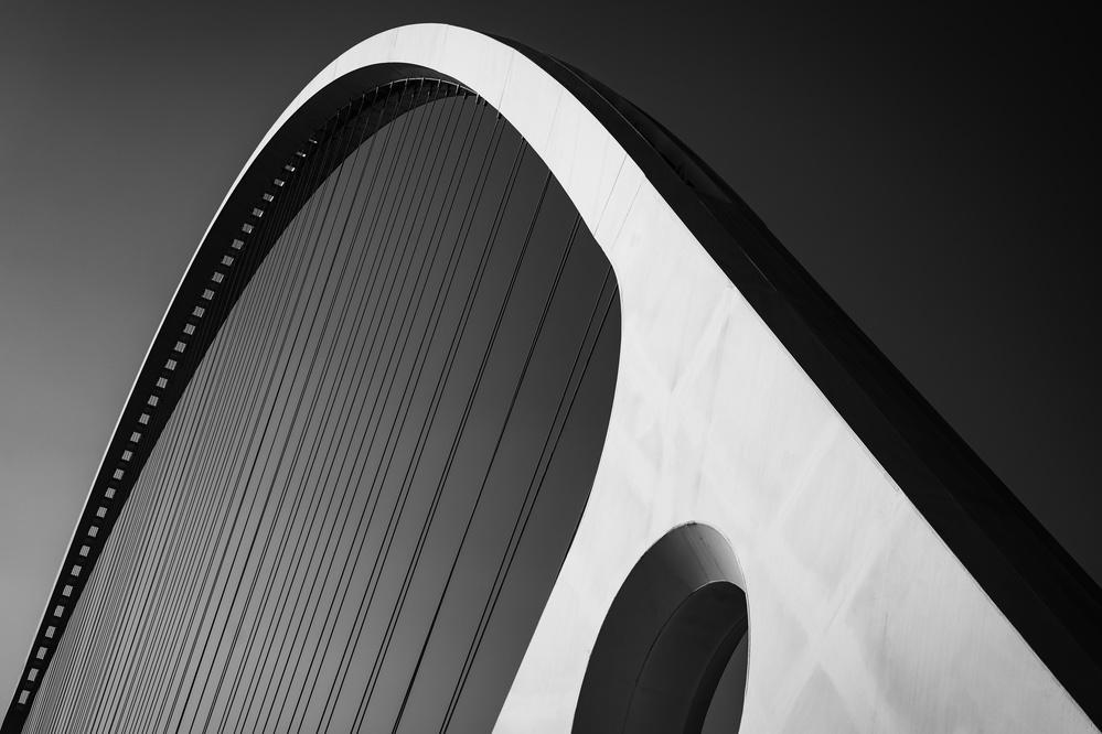 Calatrava arches