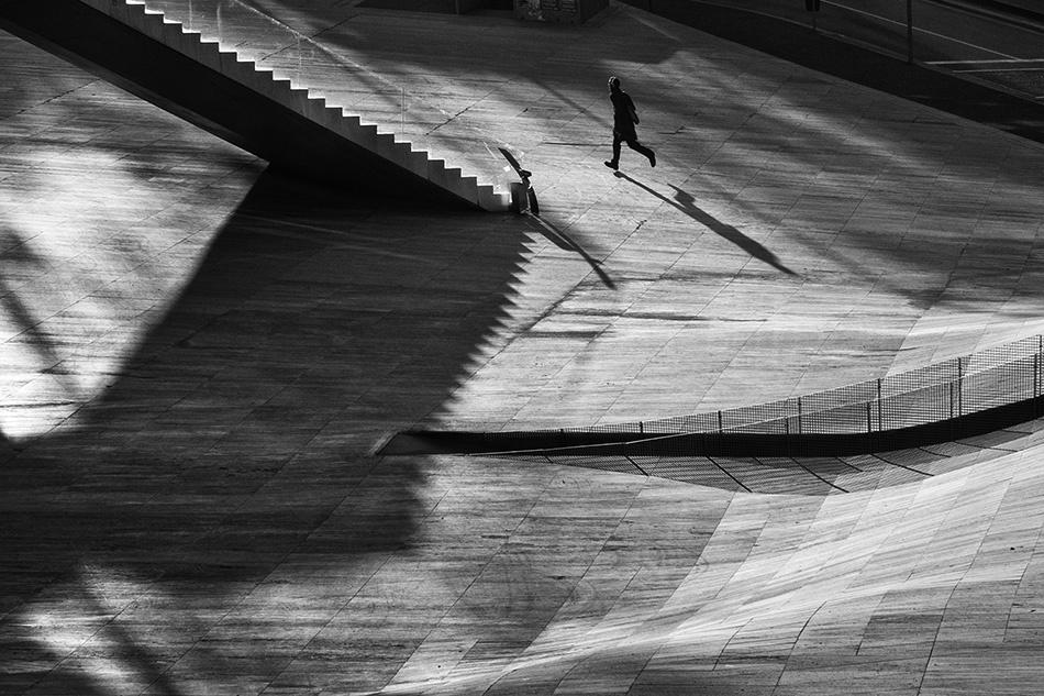A piece of fine art art photography titled Morning Music by Filipe P Neto