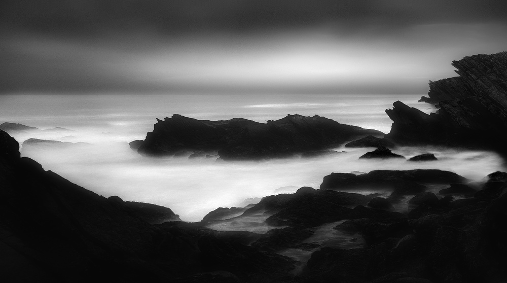A piece of fine art art photography titled Slowdive by Paulo Abrantes