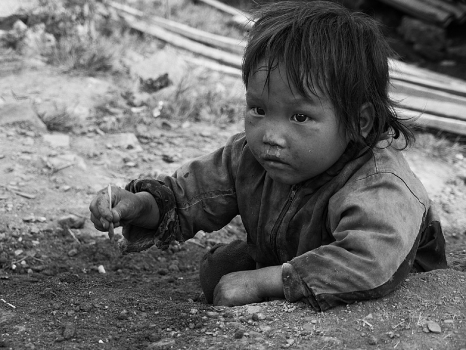 A piece of fine art art photography titled Hope by WK Chew