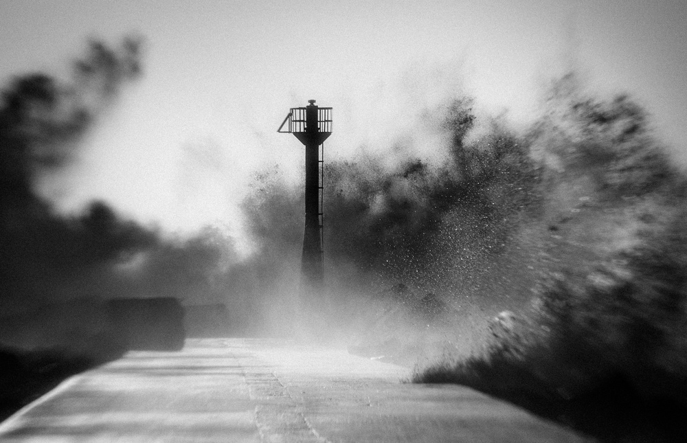 A piece of fine art art photography titled No27 by ADIREK M