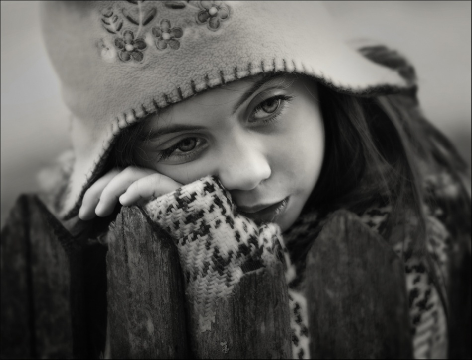 A piece of fine art art photography titled Lilly by Raphael Guarino