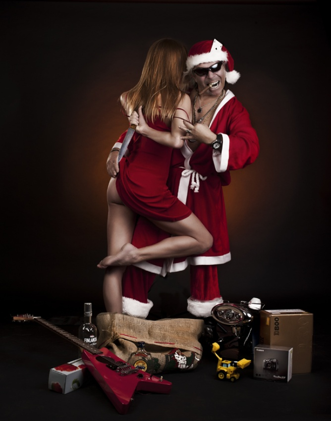 Last Christmas for BadSanta