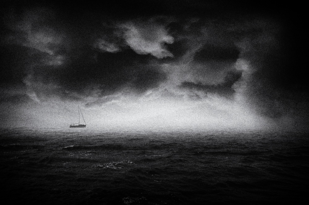 A piece of fine art art photography titled Into the Dreams by Nader Farid