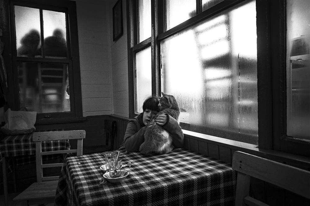 A piece of fine art art photography titled Love by Nihal Eken