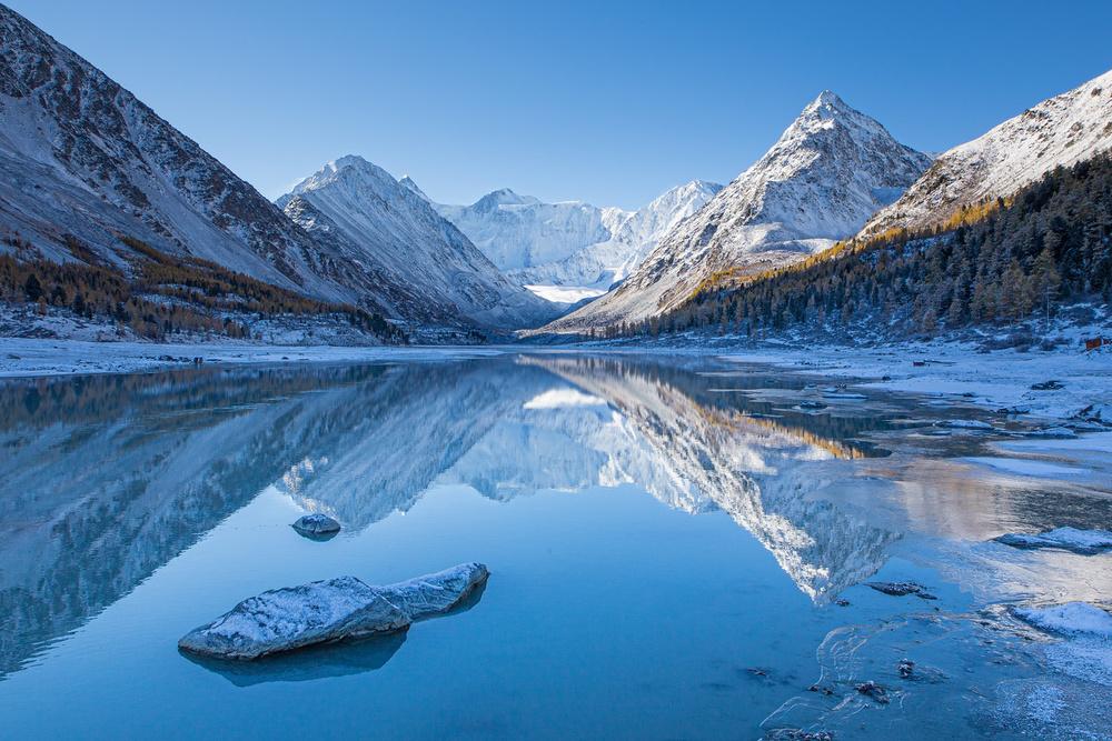Akkem Lake