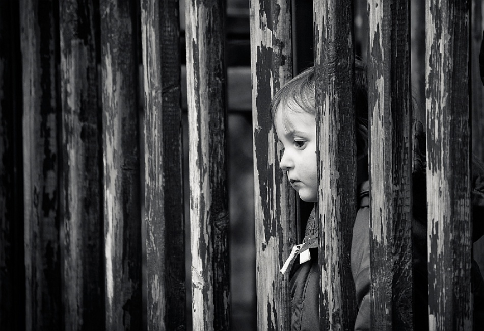 A piece of fine art art photography titled Melancholy by Stefan Isarie