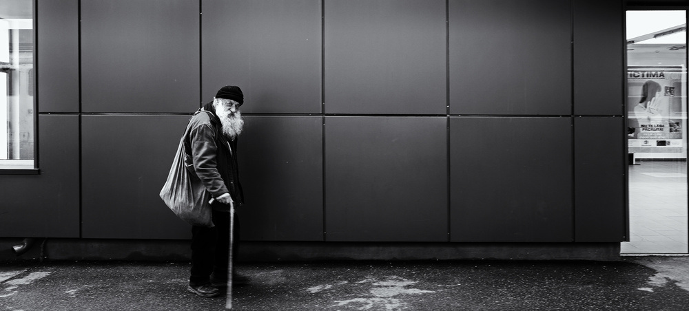 View this piece of fine art photography titled Mr.X by Peter Pfeiffer