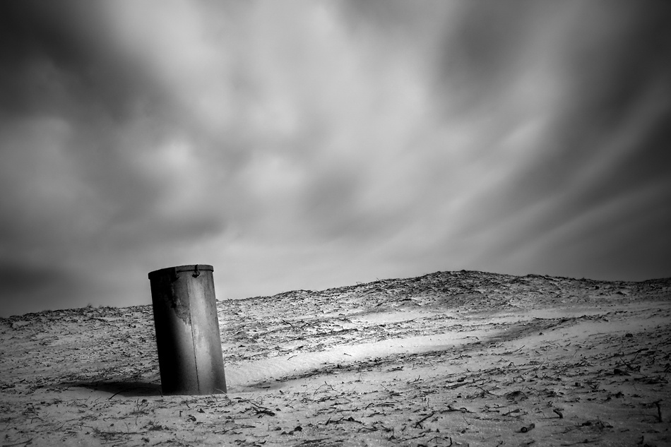 A piece of fine art art photography titled Scorched Earth by Larz