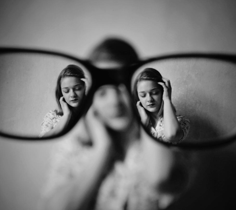 behind the glasses II