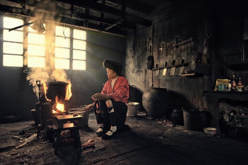 Jinkeng Traditional Kitchen