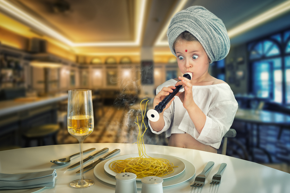 A piece of fine art art photography titled Just a Fakir In Italy by John Wilhelm