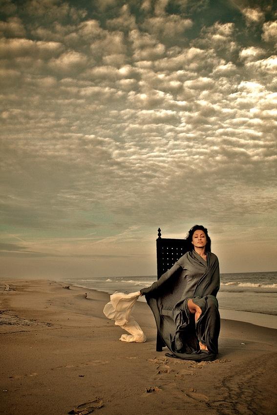 A piece of fine art art photography titled The Dream by Liviu Burlea